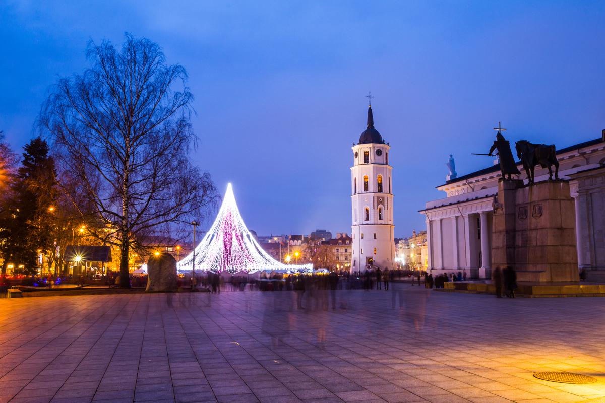 Wilno centrum miasta