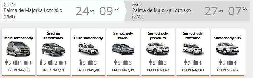 Majorka auto