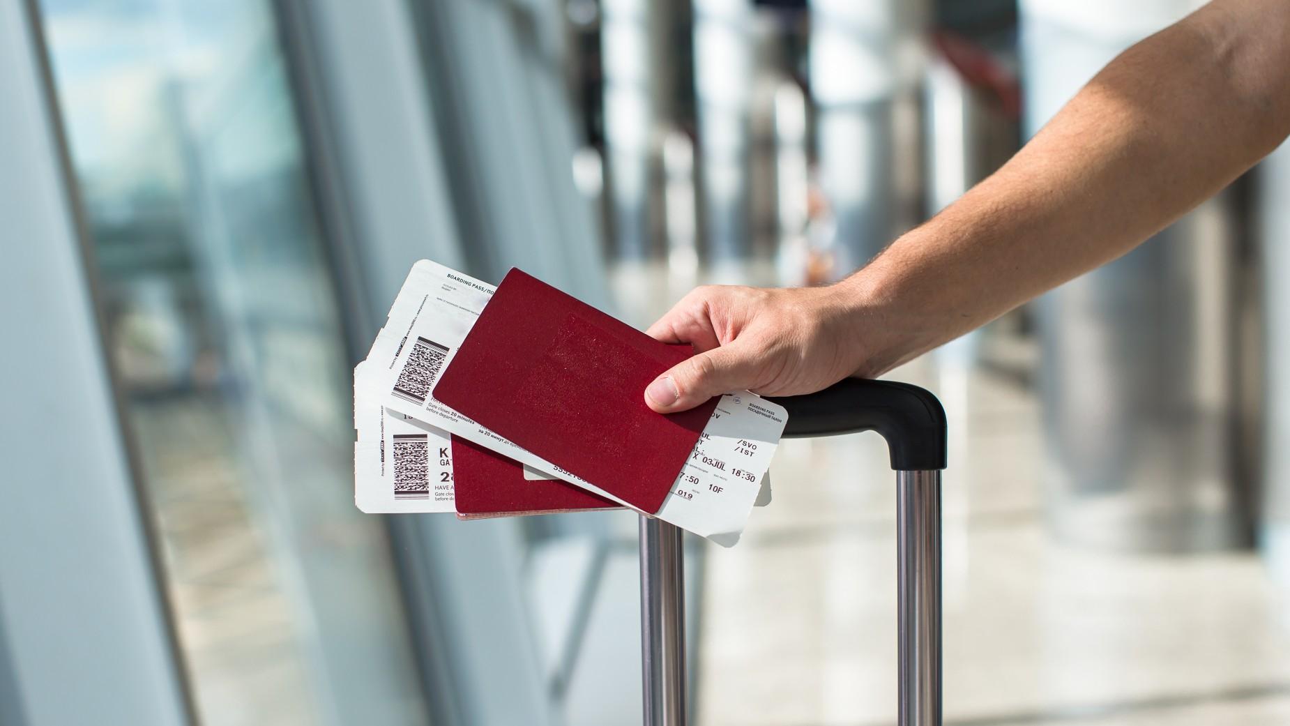 Bilety i karta pokładowa