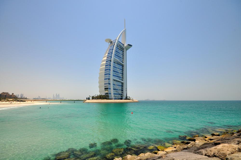Dubaj hotel