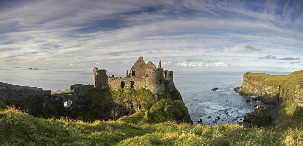 Zamek Dunluce