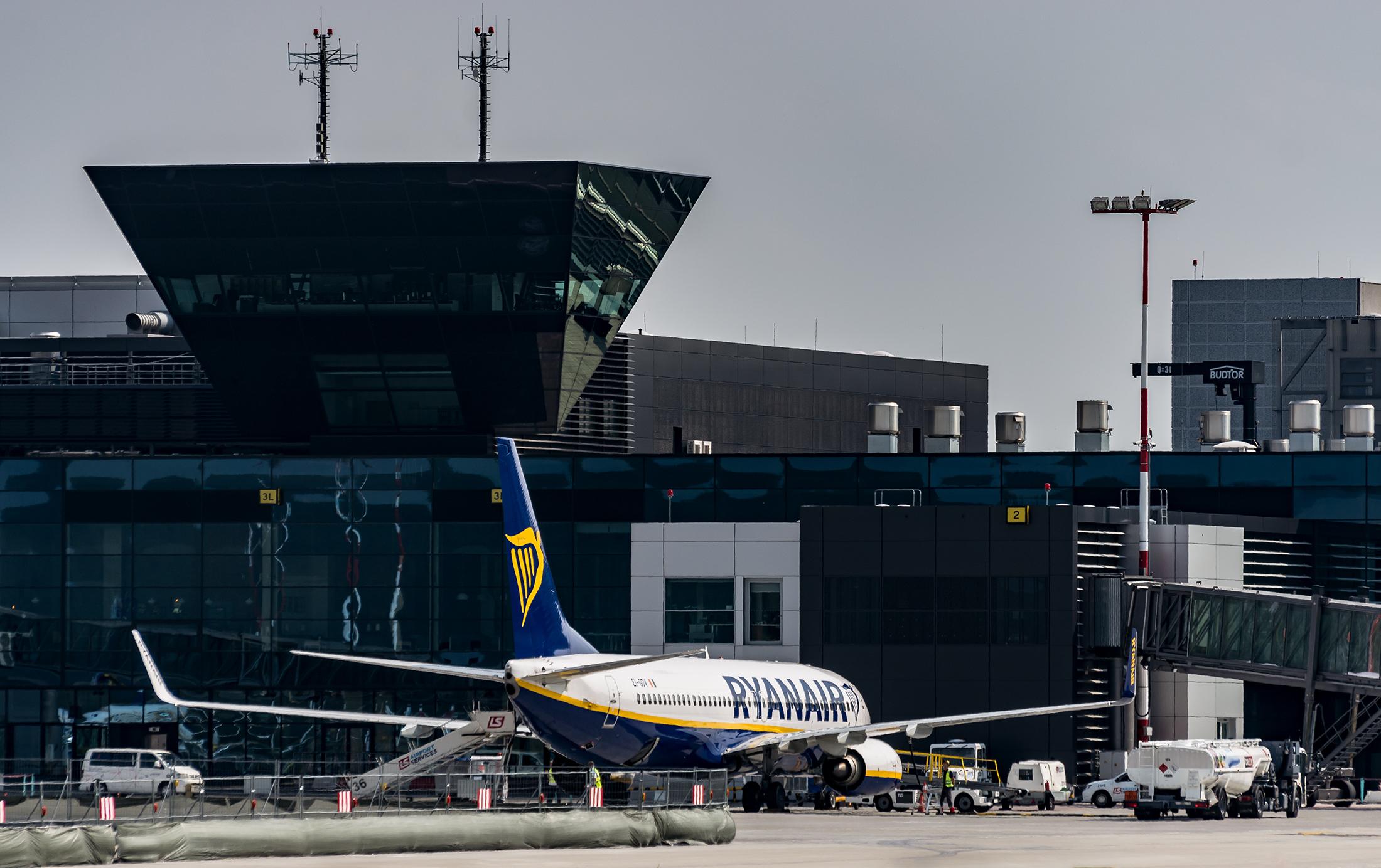 Ryanair Kraków