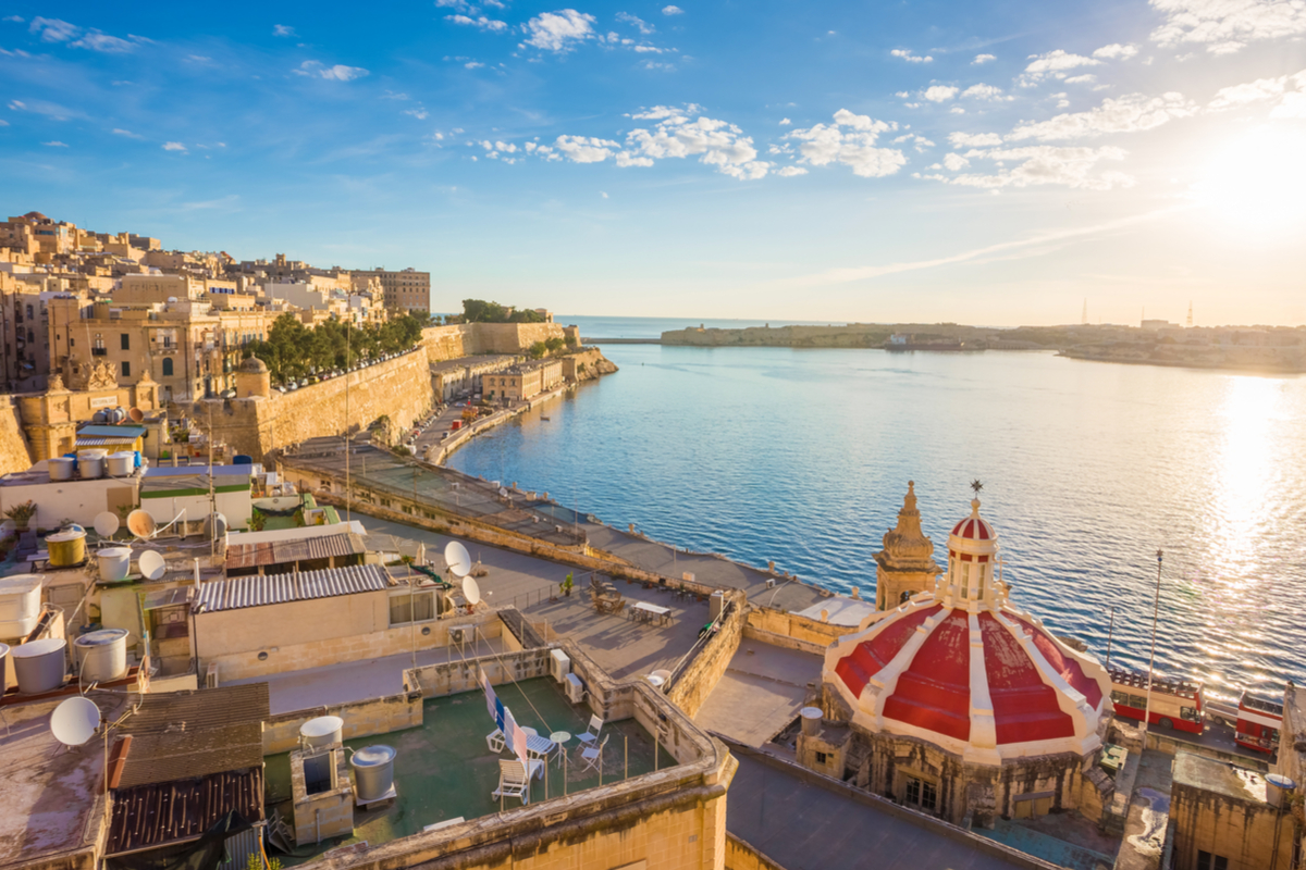Malta zatoka