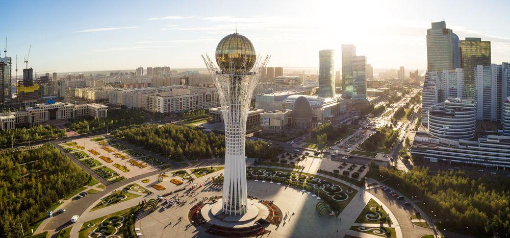 Astana w Kazachstanie