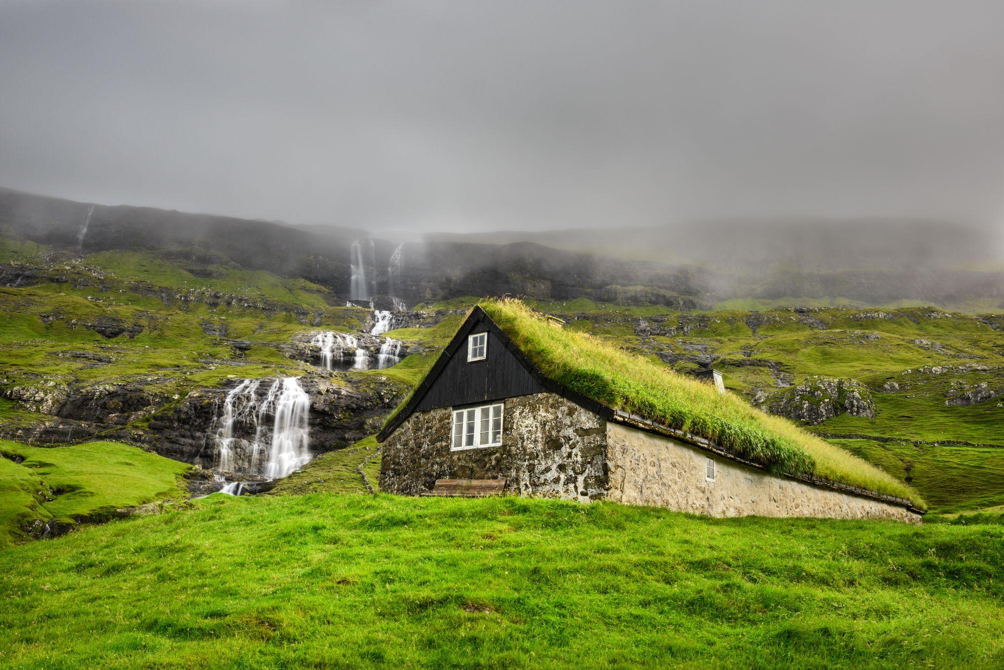 Dom na Wyspach Owczych