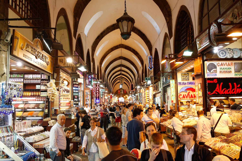 Grand Bazaar, Stambuł