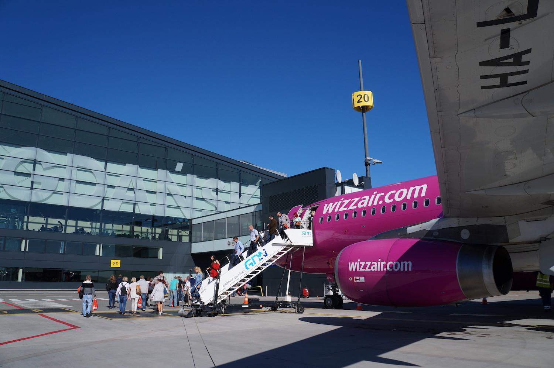 Wizz Air Gdańsk