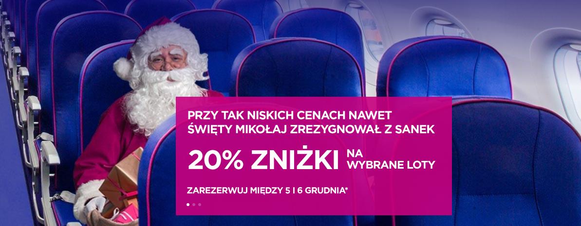 Wizz Air promocja