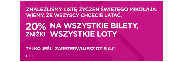 Wizz Air banner