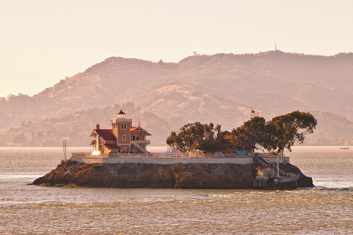 latarnia morska east brother island