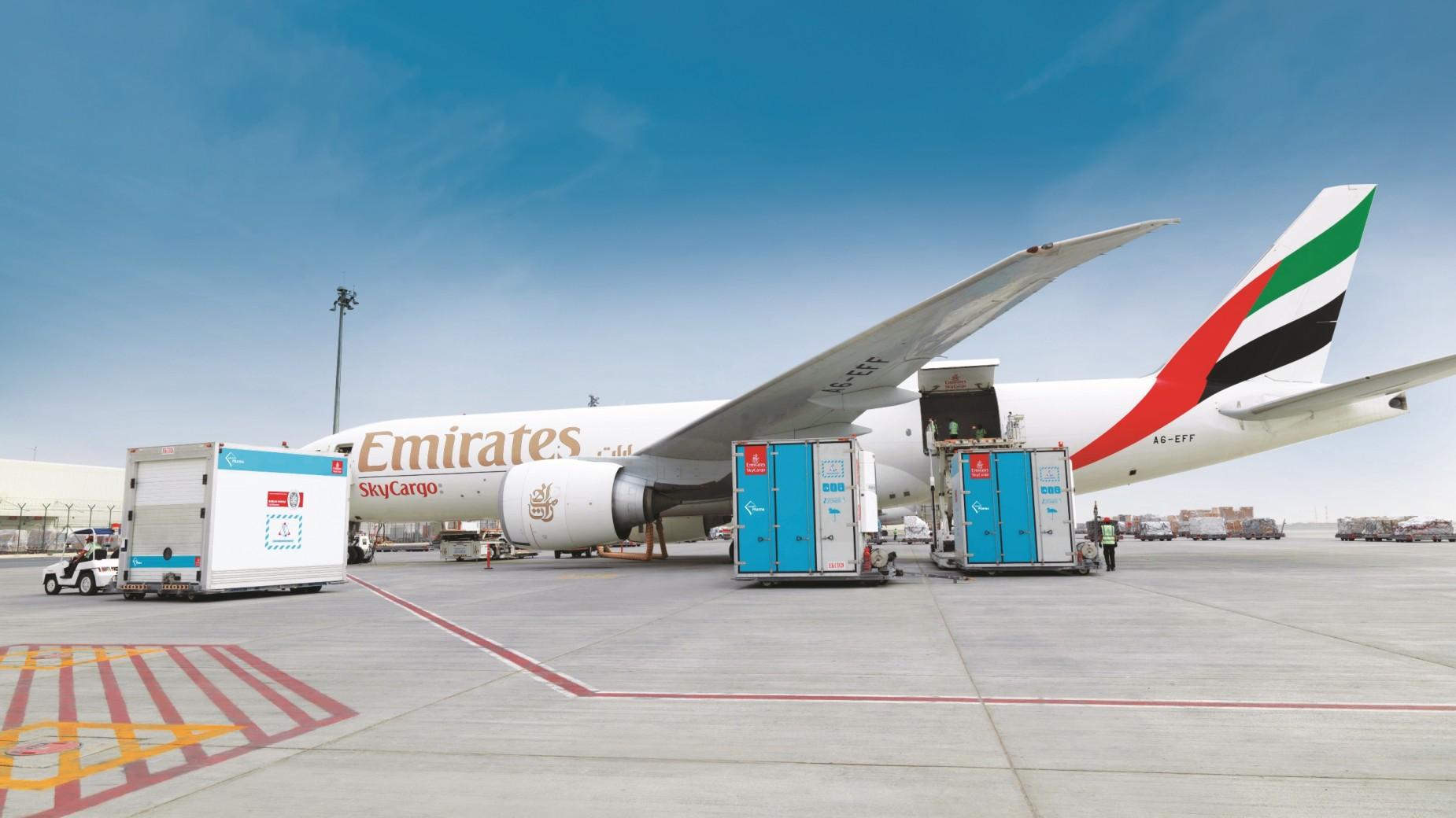 Samolot cargo