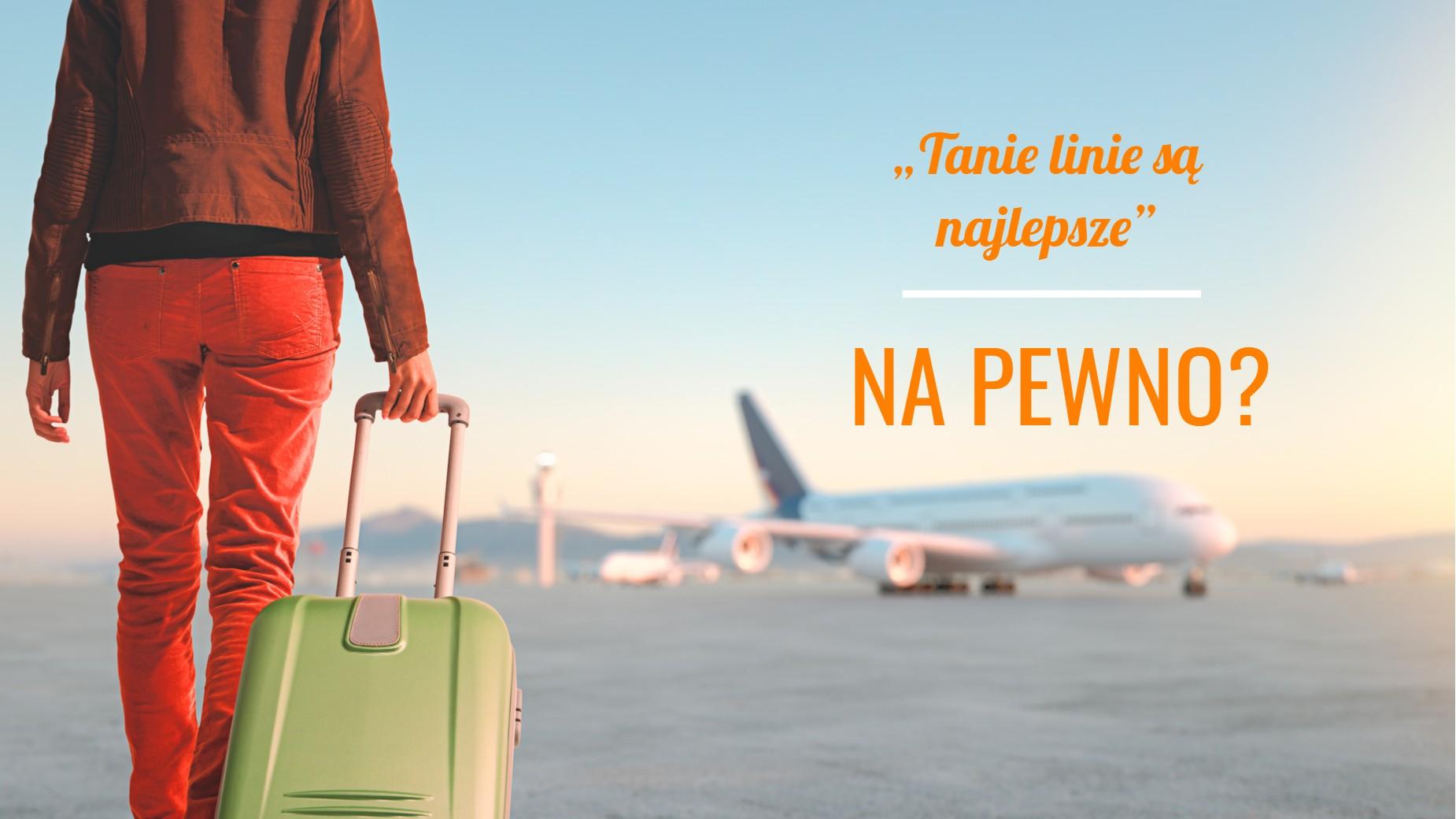 Podróżny na płycie lotniska
