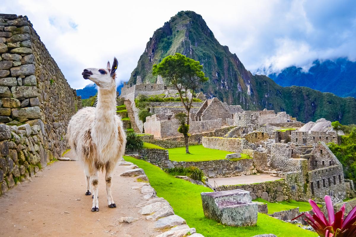 Peru słynny widok