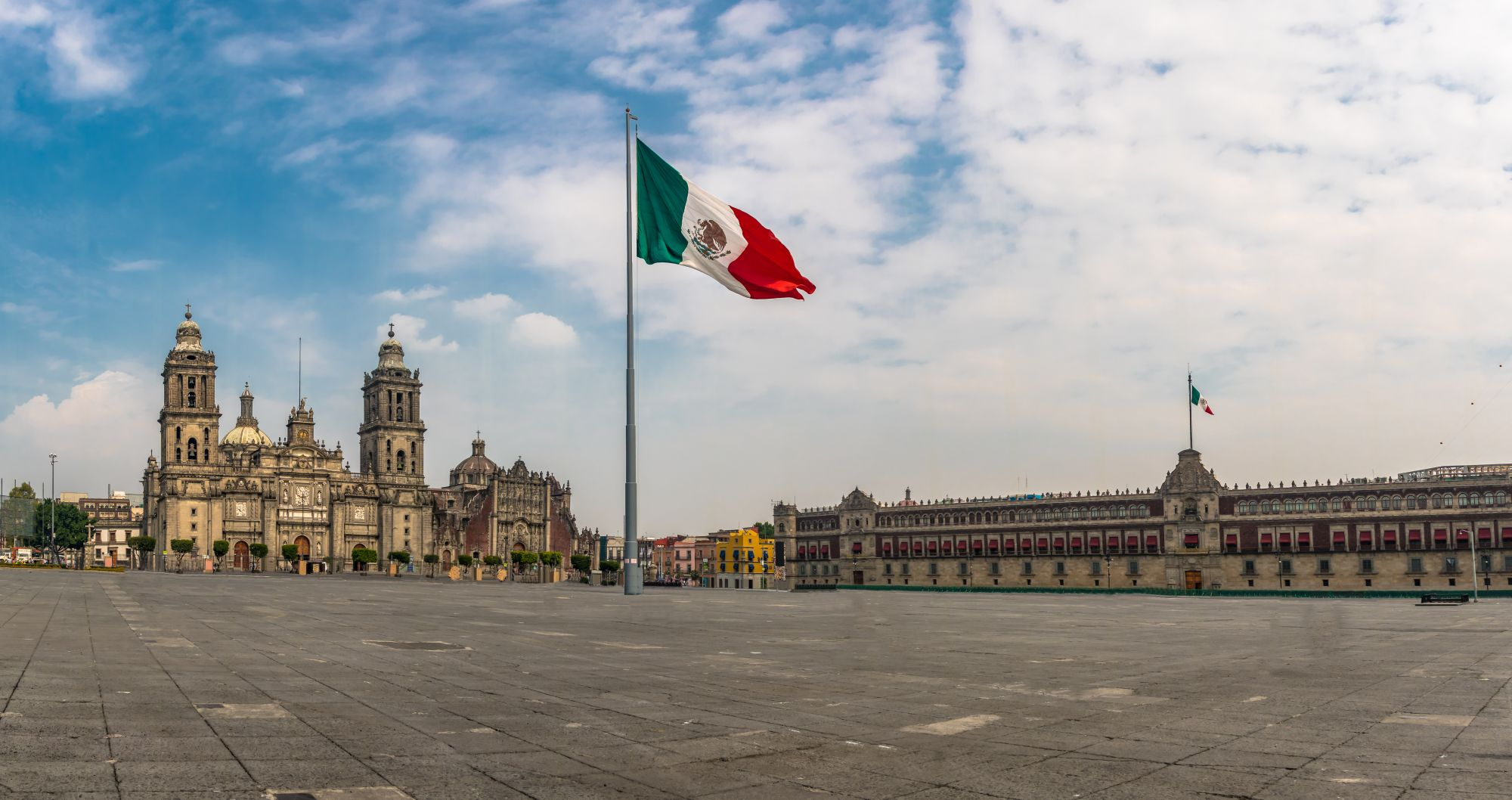 Mexico City miasto