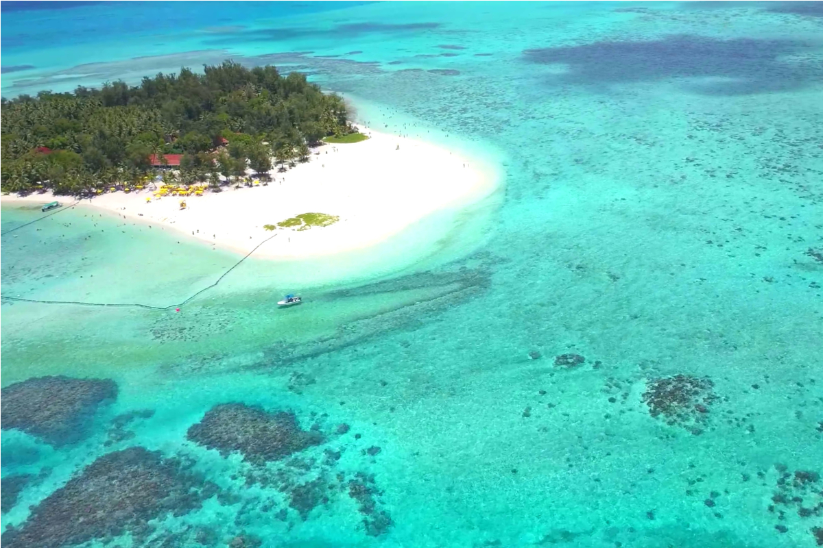 wyspa Mikronezji