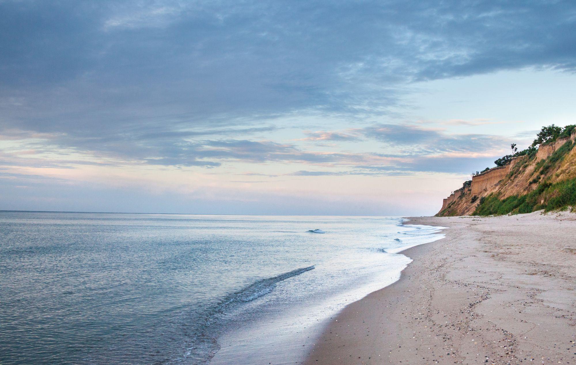 Plaża w Odessie