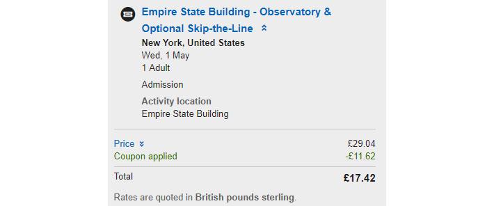 rezerwacja biletu empire
