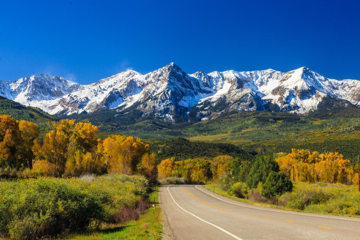 Denver góry