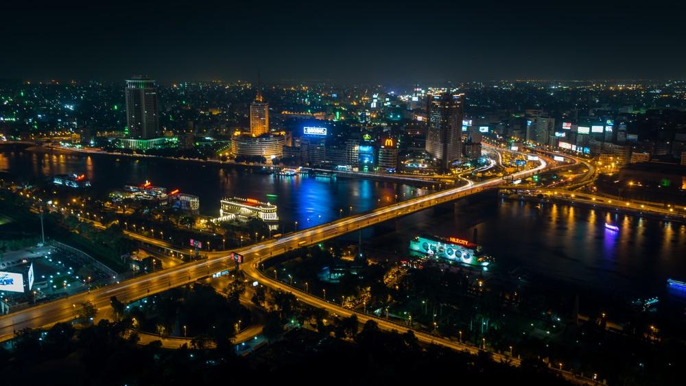 Kair nocą