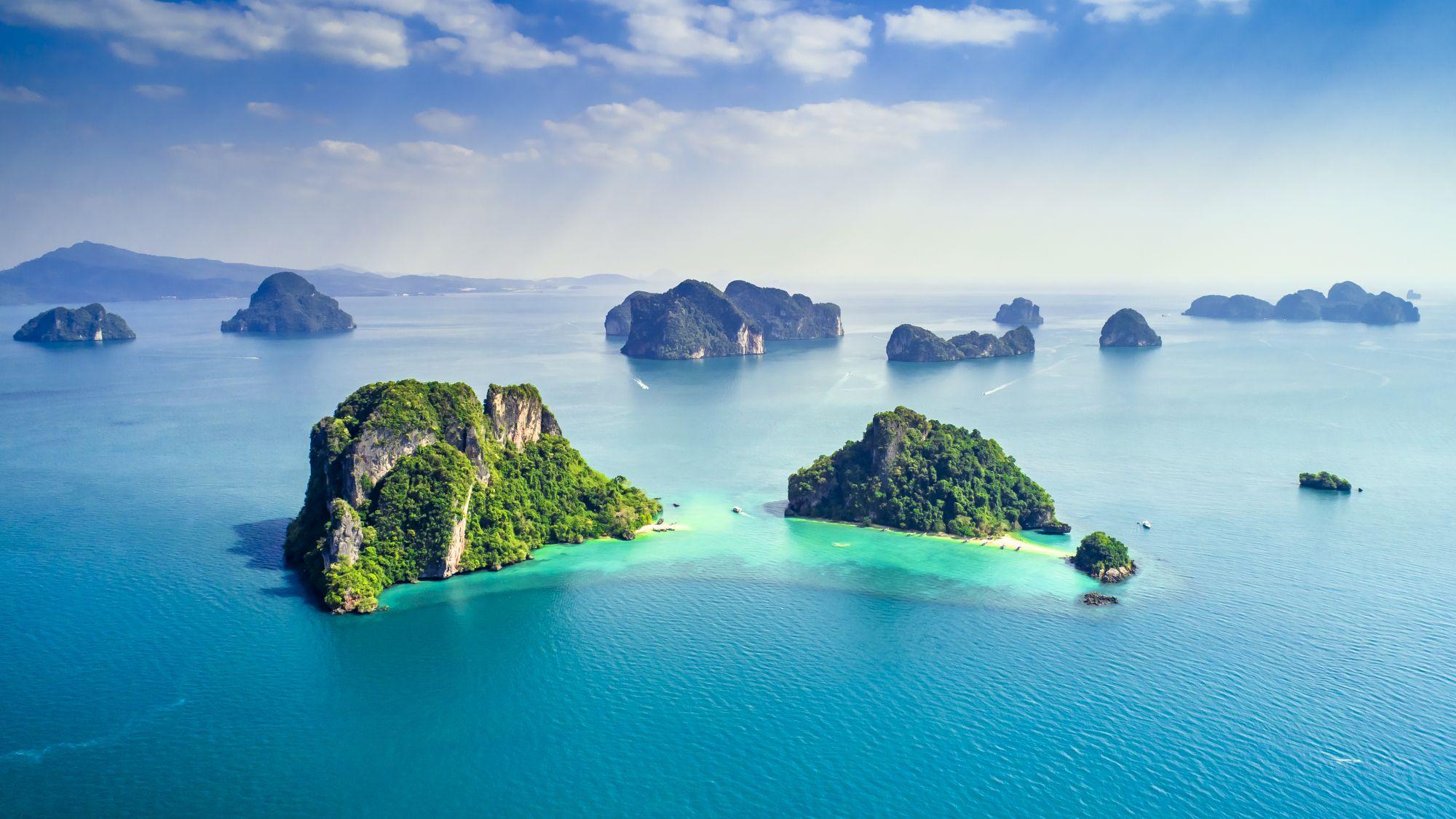 Phuket widok morza