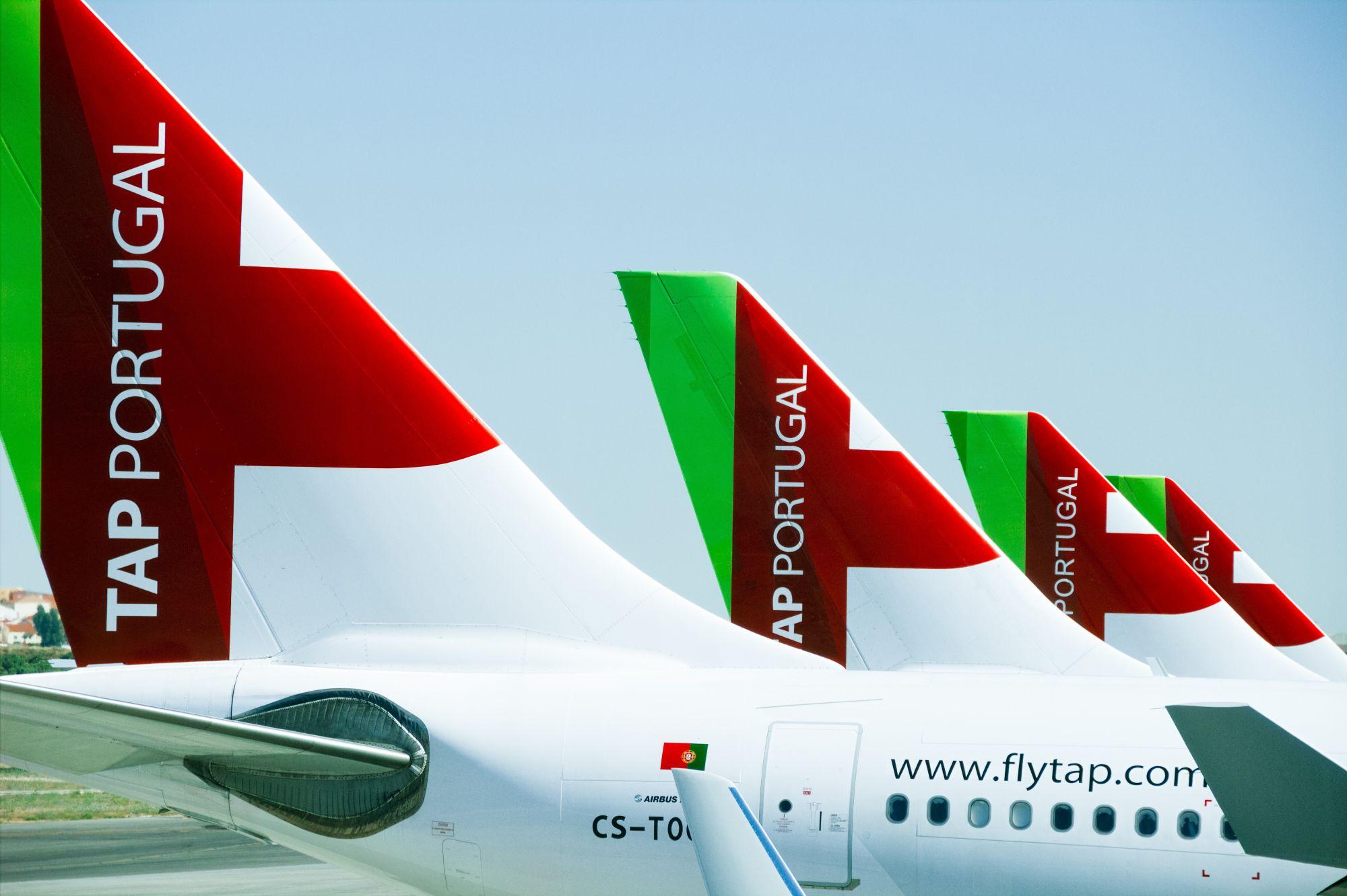 Samoloty TAP Portugal
