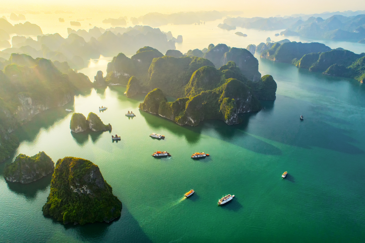 Wietnam loty