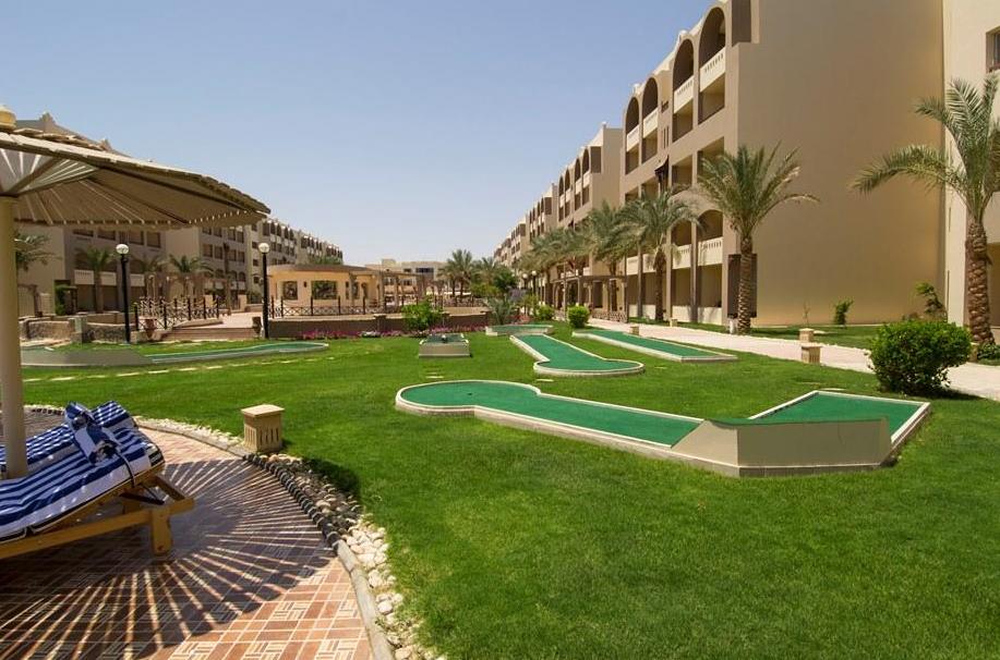 Hotel w Egipcie