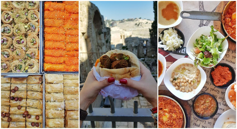 jedzenie izrael