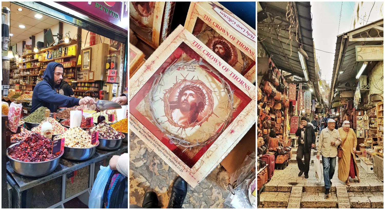 markety w izraelu