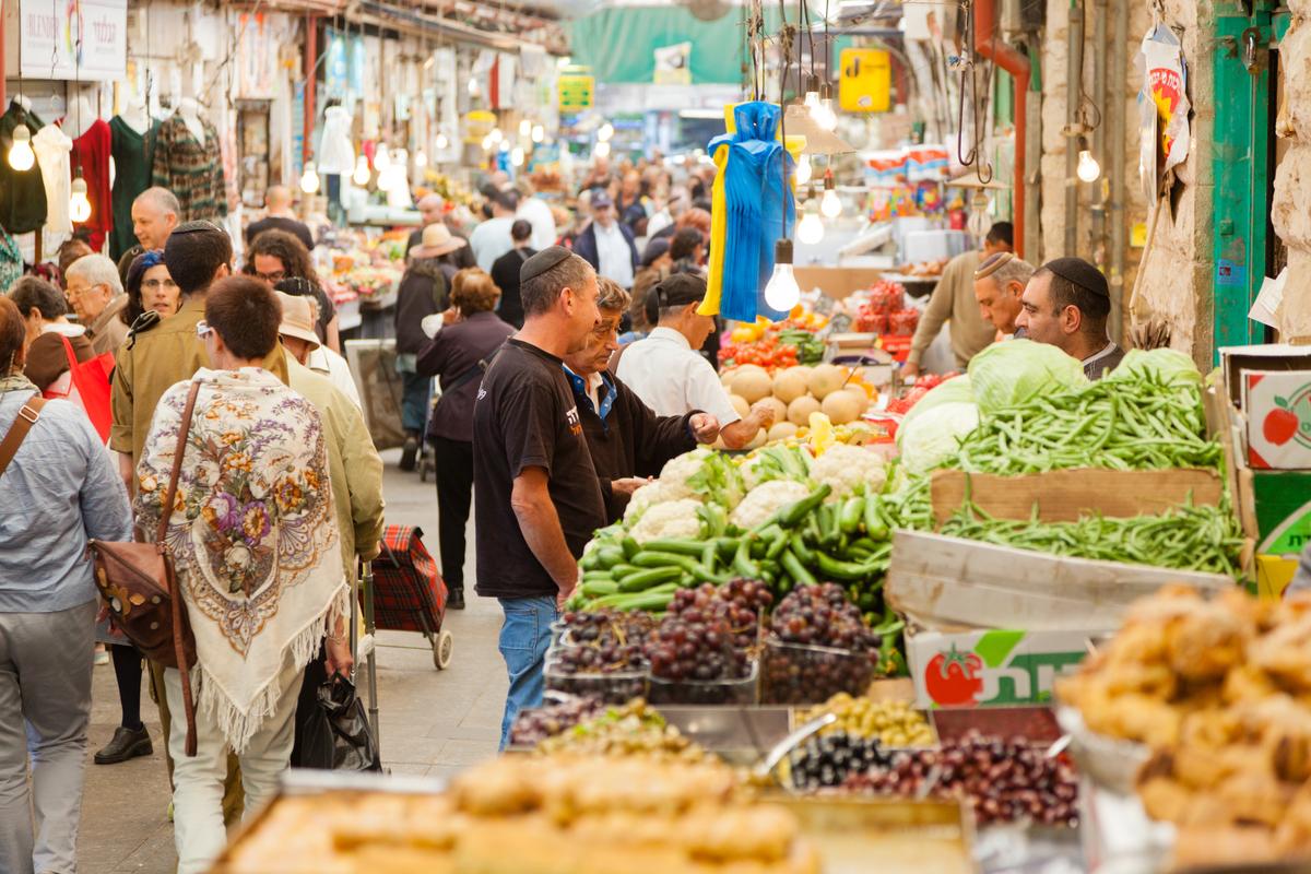 targ w izraelu