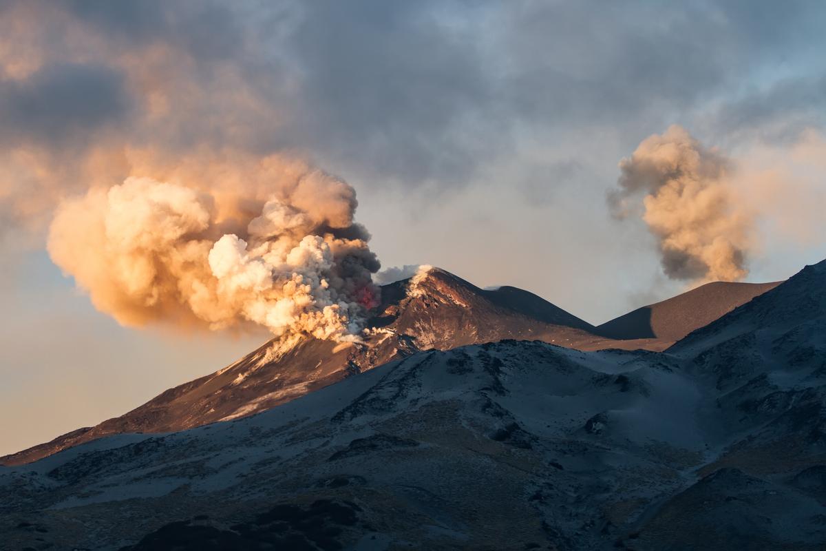 etna erupcja