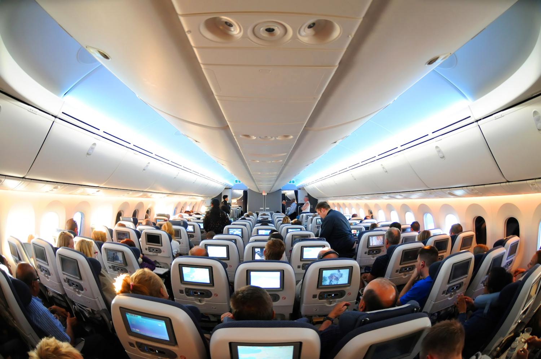 British Airways IFE