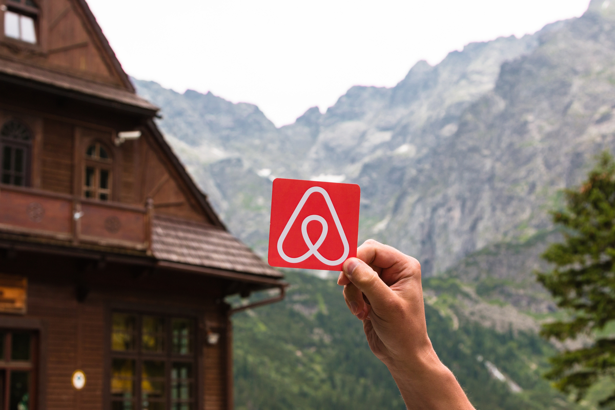airbnb morskie oko