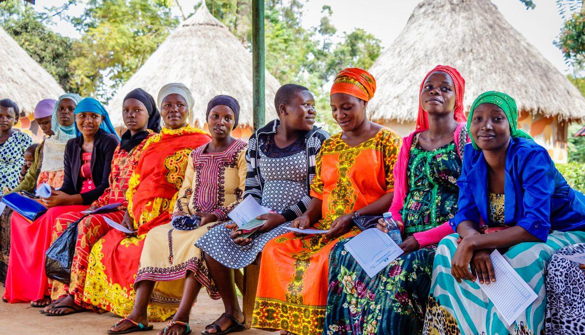 kobiety uganda