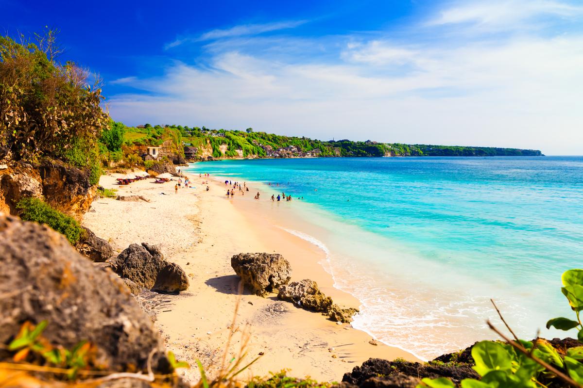 Plaża Bali