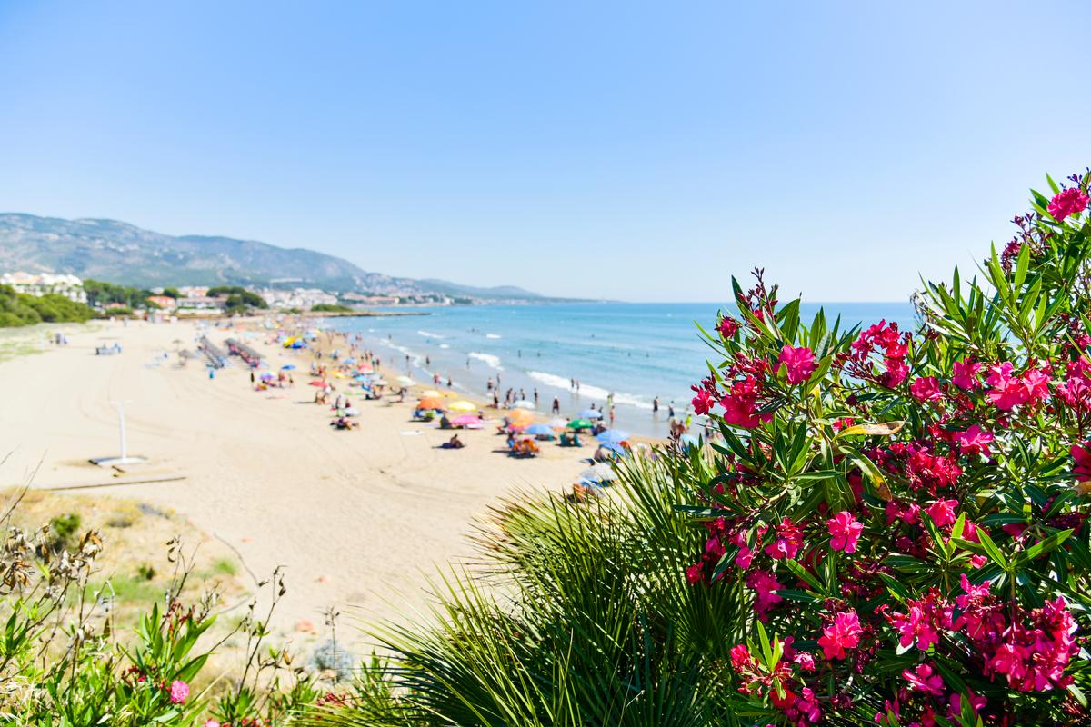 Plaża Castellon