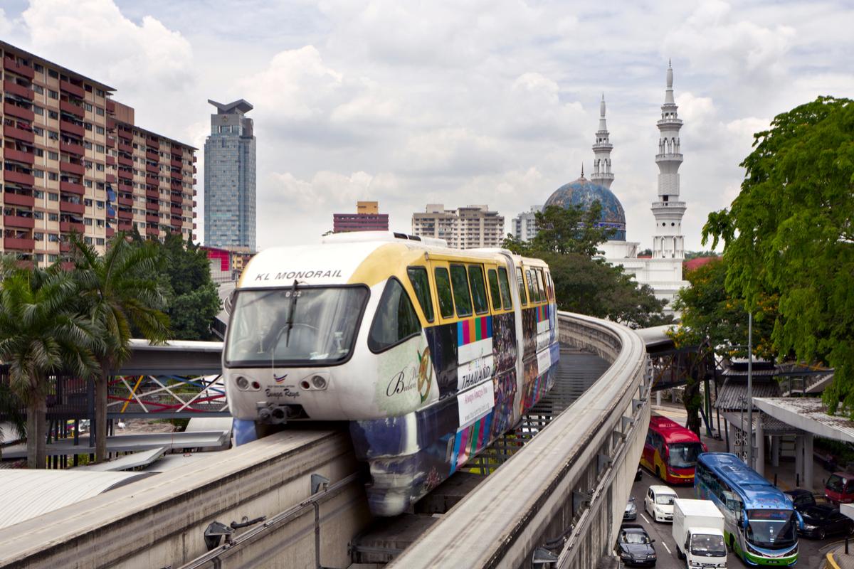Monorail Kuala Lumpur