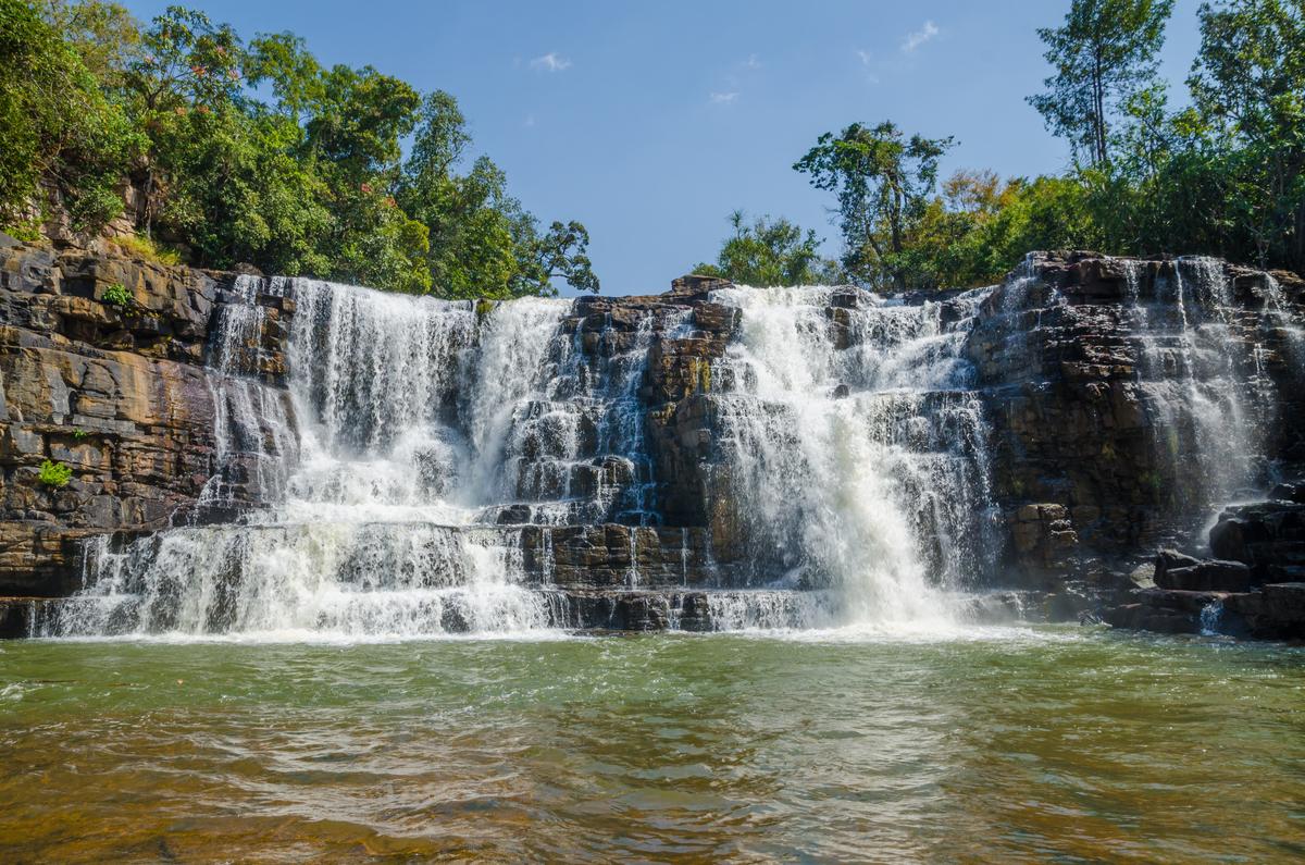 wodospad Sala