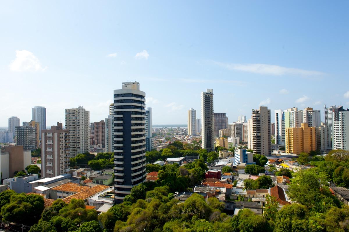 belem widok na miasto
