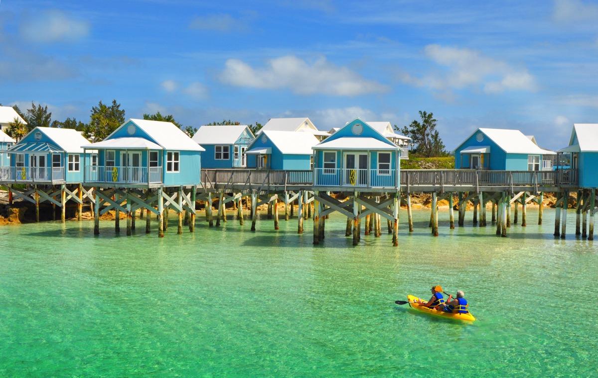 domki na bermudach