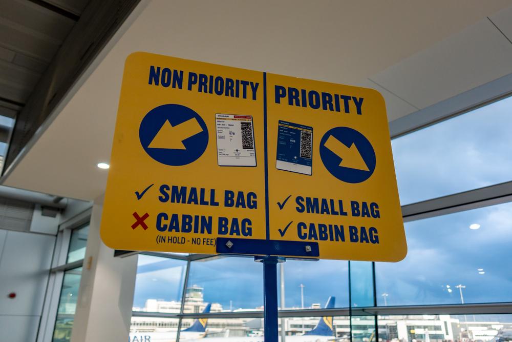 priority boarding ryanair