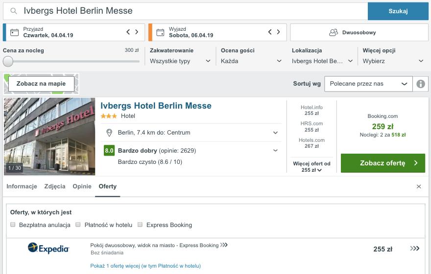 zarezerwuj hotel w berlinie