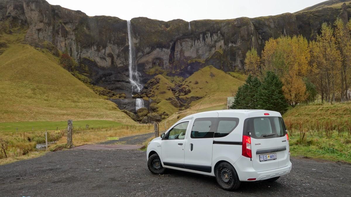Minikamper na Islandii