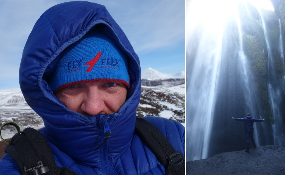 Wizyta na Islandii