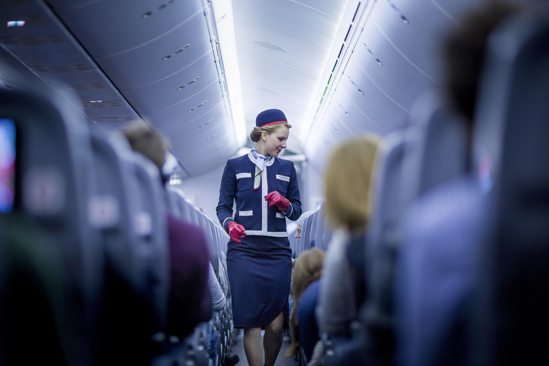 stewardesa norwegian