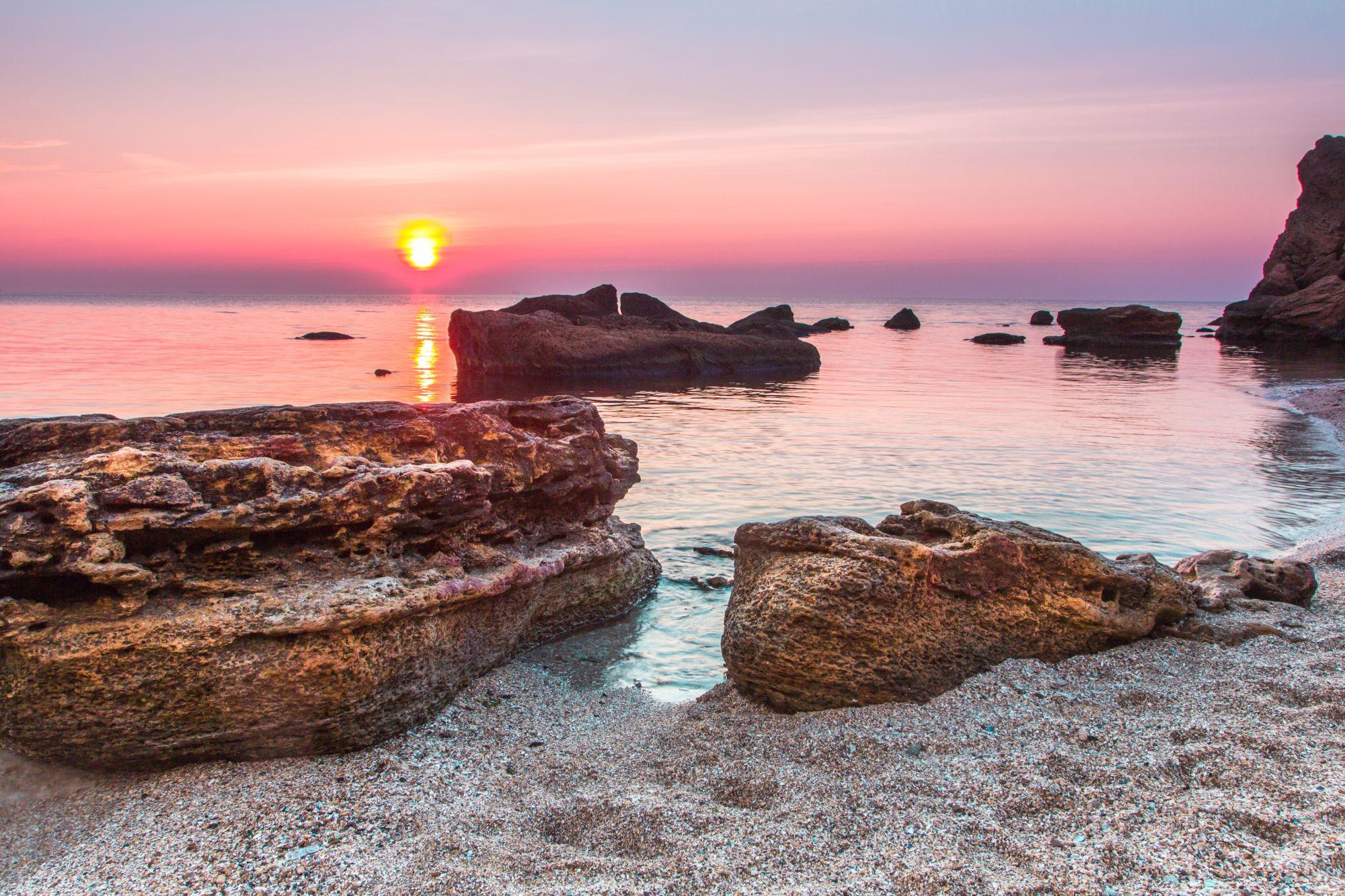 Odessa plaża