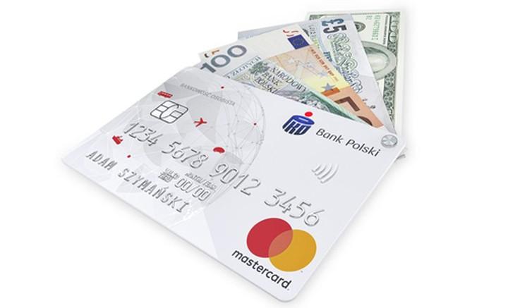 Karta wielowalutowa
