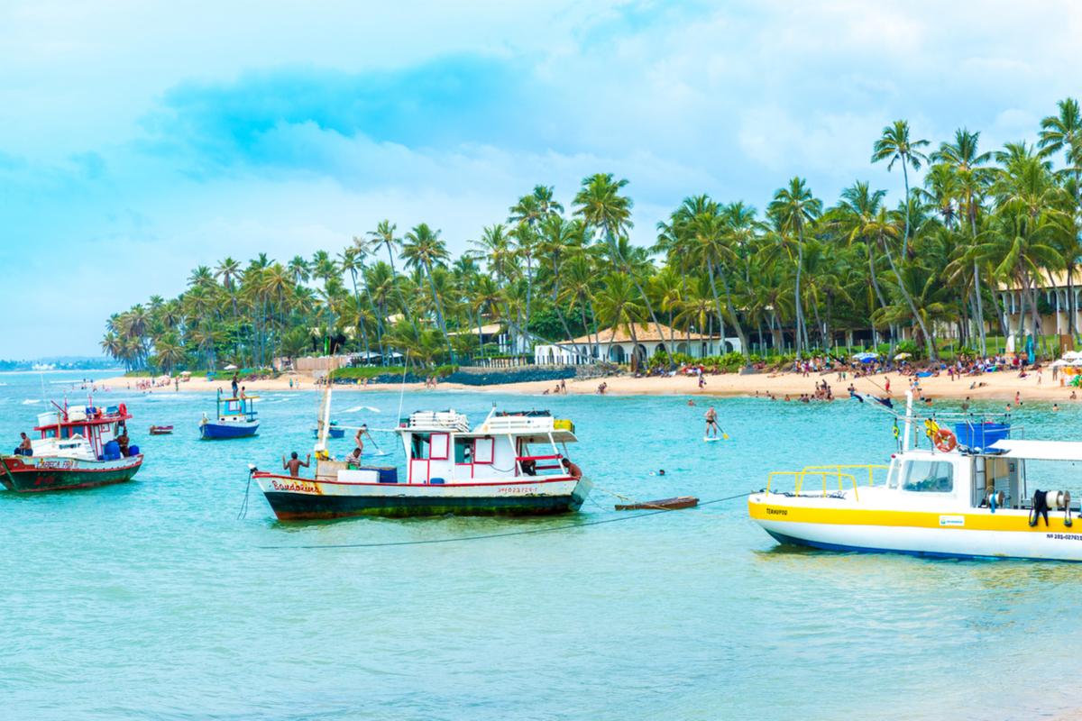Salvador plaża