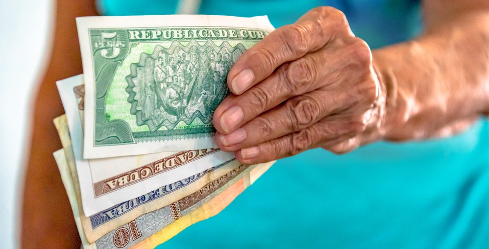 Peso na Kubie