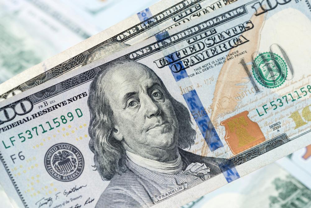 dolar z dużą głową